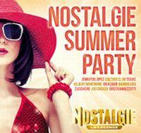 Cover  - Nostalgie Summer Party [2013]